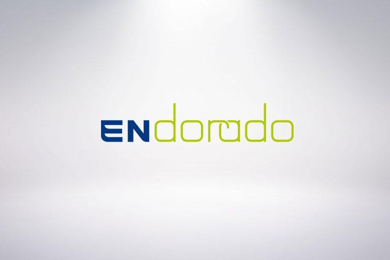 Logo ENdorado - Grafisches Buero