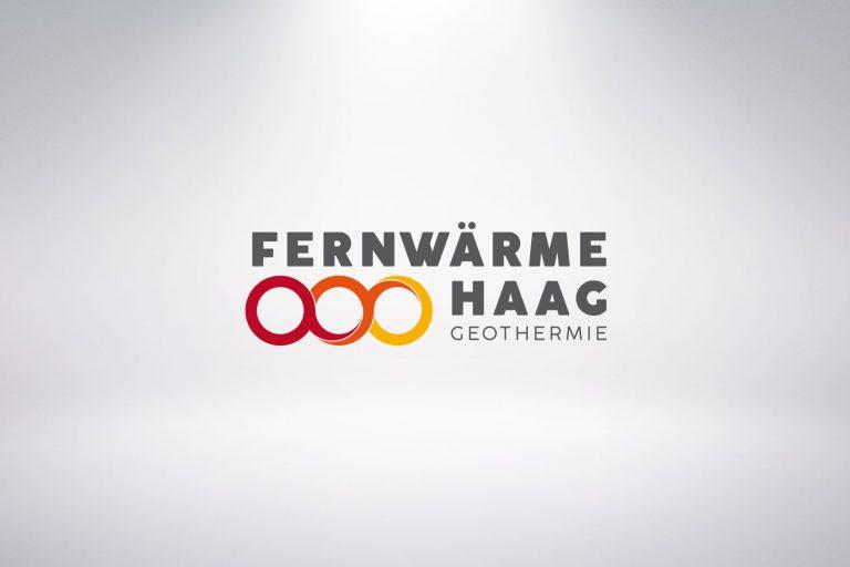 Logo Fermwärme Haag/H. - Grafisches Buero