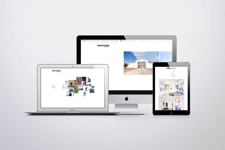 Webdesign Barbara Ziegelböck - Grafisches Buero